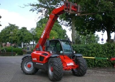 MLT 629-120 LS voor Veehouderij Marinus de Vries