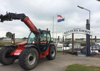 MLT 634-120 LSU naar Jachthaven 'Keyzerskroon'