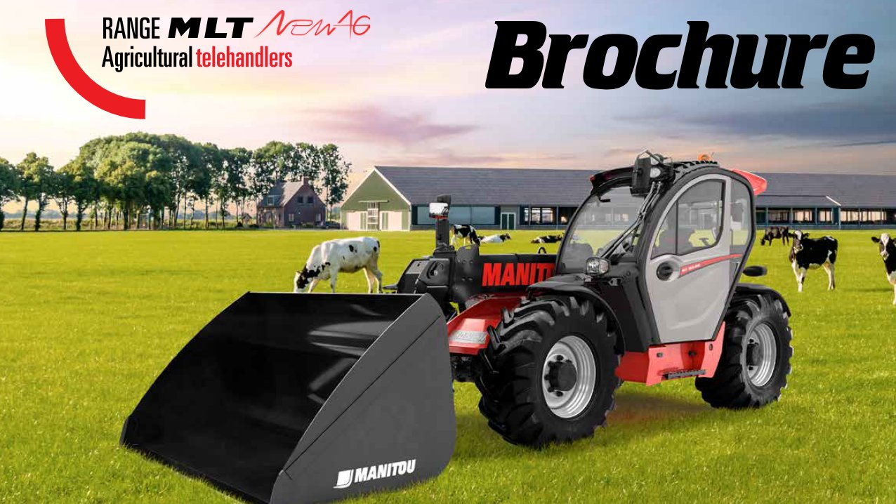 Brochure Manitou NewAg