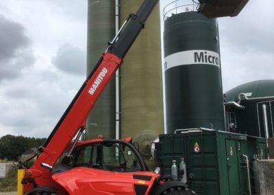 MLT 1040-145 PS-L afgeleverd bij Mts. RAS & Zonen in Den Bommel
