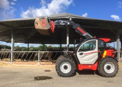 MLT 635-130 PS premium afgeleverd bij Weiderij Horison in Maasland