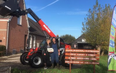 Mooie occasion MLT 625-75H afgeleverd in Oudewater