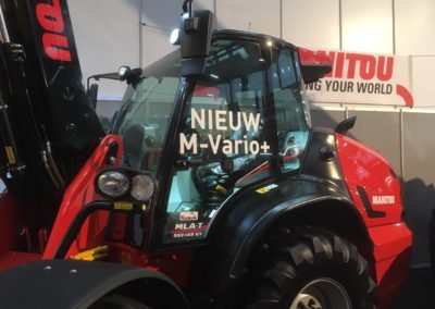 Klaar voor de RMV beurs in Gorinchem (2)