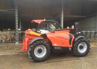 NewAg Manitou MLT 630-105 afgeleverd in Ouderkerk aan de Amstel (2)