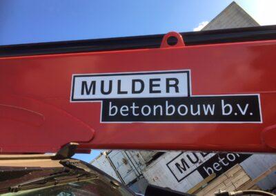 Nieuwe Manitou MT 1840 afgeleverd bij Mulder Betonbouw (2)