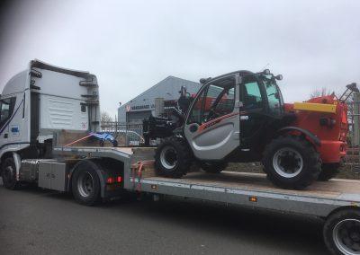 Compacte krachtpatser afgeleverd in Reeuwijk