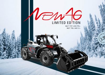 Manitou NewAg _ Limited Edition 01