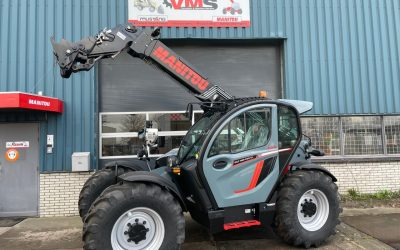 Manitou 'Limited Edition' binnen