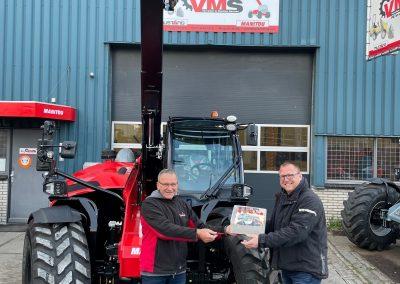 Leenders Loonwerk heeft de primeur met eerste MLT 1041 in Benelux (1)