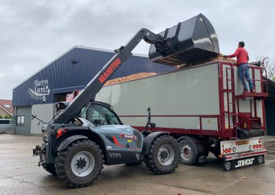 Manitou MLT 737 Powershift 'Limited Edition'